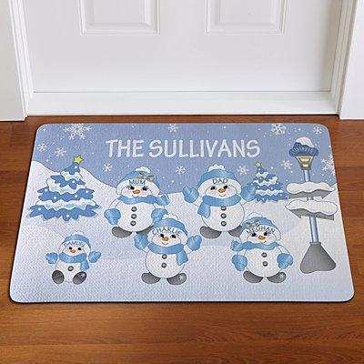The Original Snow Buddies® Doormat
