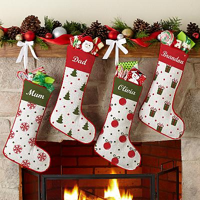 Christmas Cheer Stocking