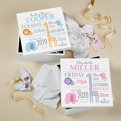 Baby's First Memory Box