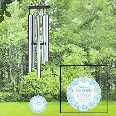 Elegant Flower Wind Chime