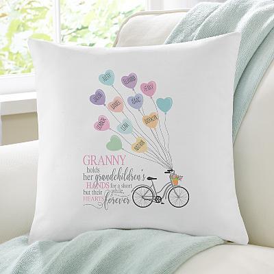 Heart Balloon Cushion