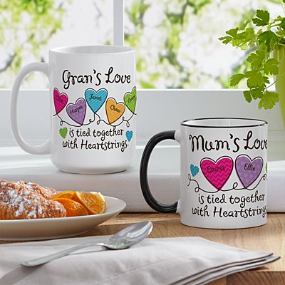 Heartstrings Mug