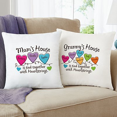Heartstrings Sofa Cushions