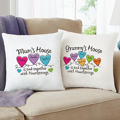 Heartstrings Cushions