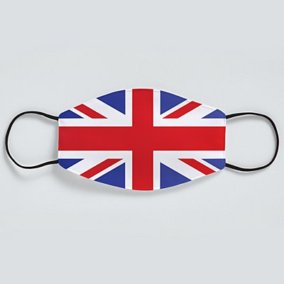 United Kingdom Flags Face Mask