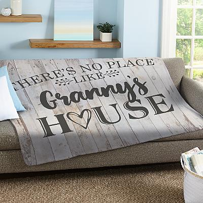 Our Favorite Place Plush Blanket
