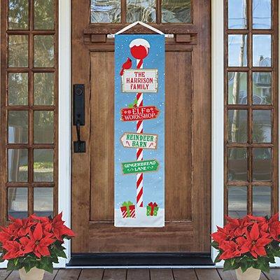 Holiday Home Door Banner