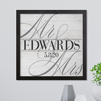 Happily Married Canvas