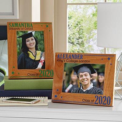 Picture Of Success Graduation Frame
