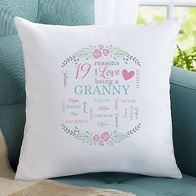 All The Ones I Love Cushion