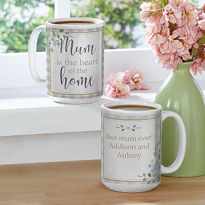 Heart of the Home Mug