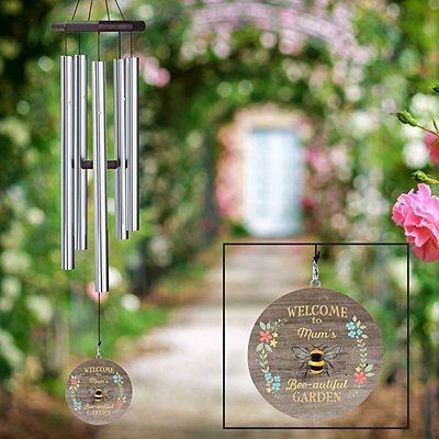 Bee-autiful Garden Wind Chime