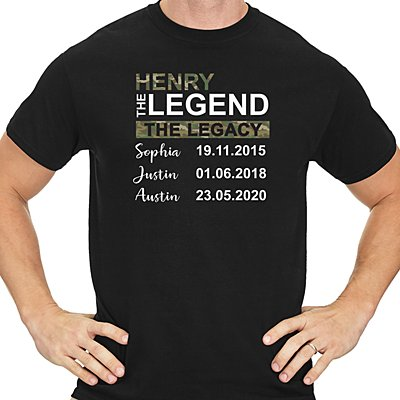 Family Legend T-Shirt