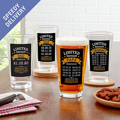 Limited Edition Pint Glass