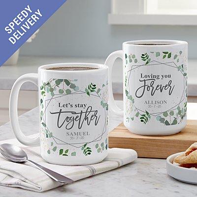 Let's Stay Together Mug Set