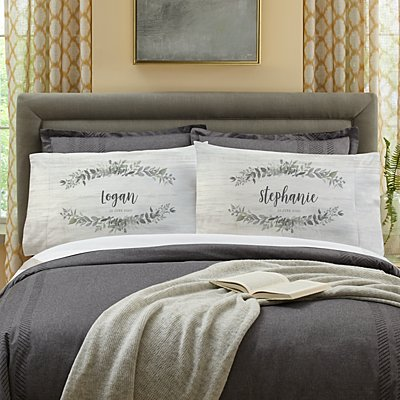 Simply Elegant Pillowcase Set
