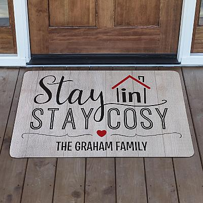 Stay In Stay Cosy Doormat