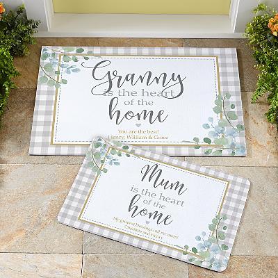 Heart of the Home Doormat