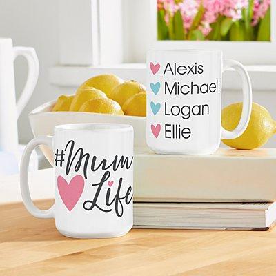 #Mum Life Mug