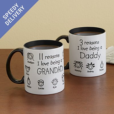 Reasons Why™ Mugs