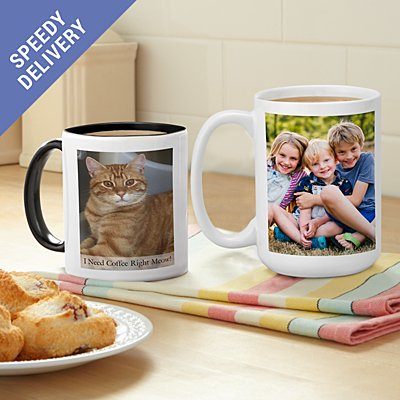 Picture Perfect Photo Mug