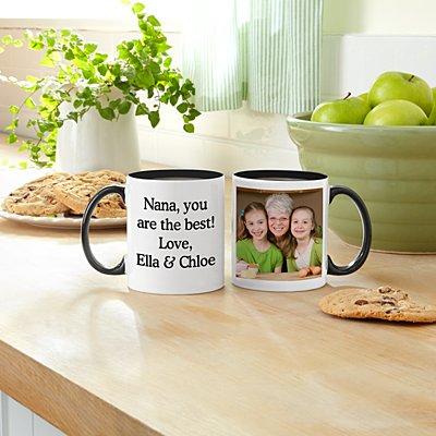 Any Message Photo Mug