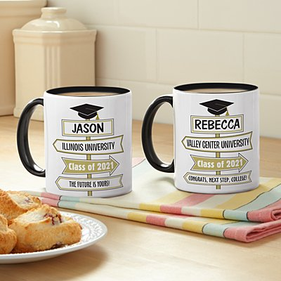 Path To Success Mug