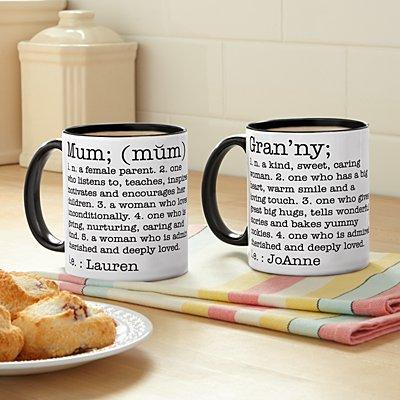 Define Her Mug