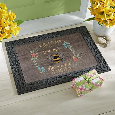 Bee-autiful Garden Doormat