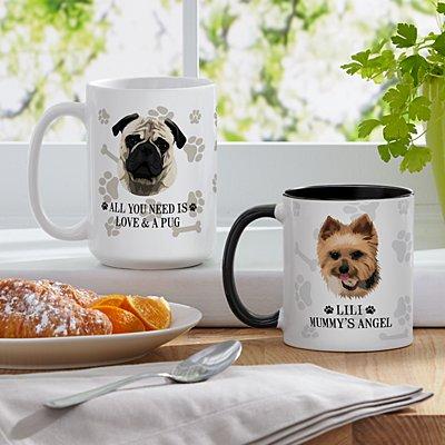 Dog Breed Coffee Mug