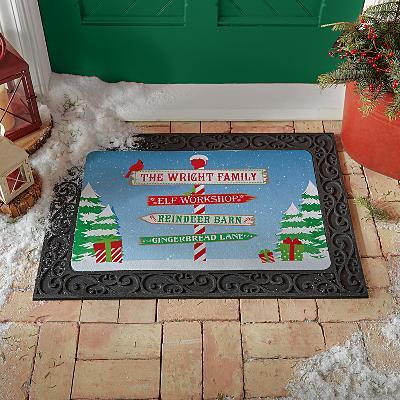 Holiday Home Doormat
