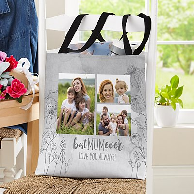 The Best Ever Photo Tote Bag