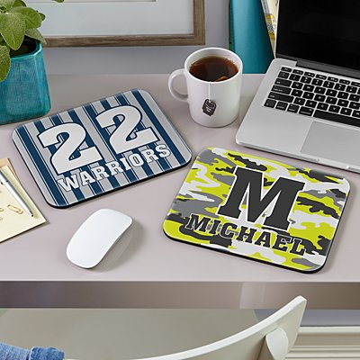 Their Own Name Mouse Mat