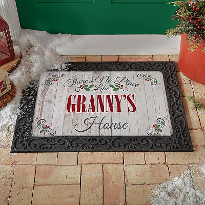 Our Favourite Place Holiday Doormat