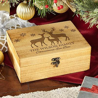 Family Reindeer Christmas Eve Box