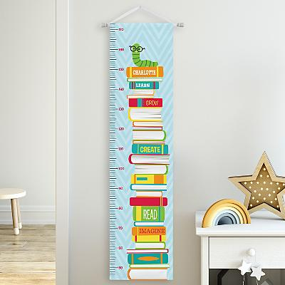 Bookworm Growth Chart