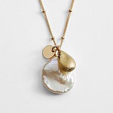 Mabel Chong Keshi Pearl Necklace