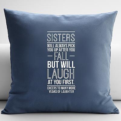 Always Pick You Up Cushion