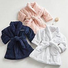 Baby's Five-Star Plush Robe