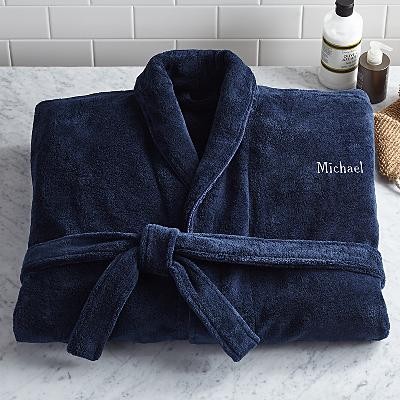 Men's Five-Star Plush Robe