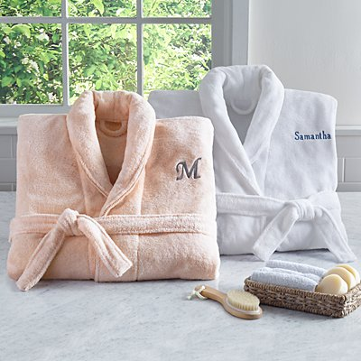 Women's Five-Star Plush Robe