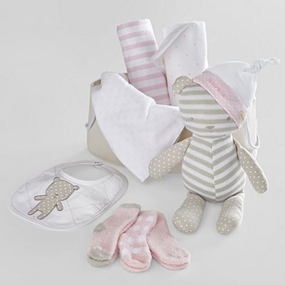 New Baby 10 Piece Gift Set