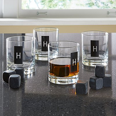Double Old Fashioned Set + Whisky Stones