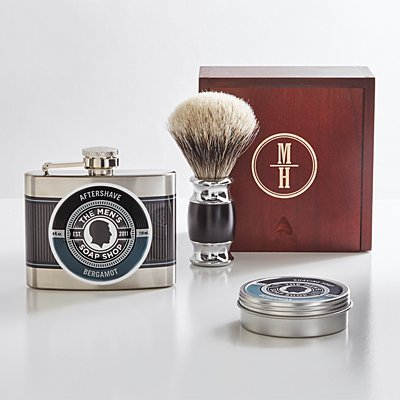 Men's 4 Piece Shave Set