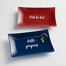 Any Message Glass Catchall