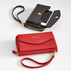 Leather Smartphone Wallet