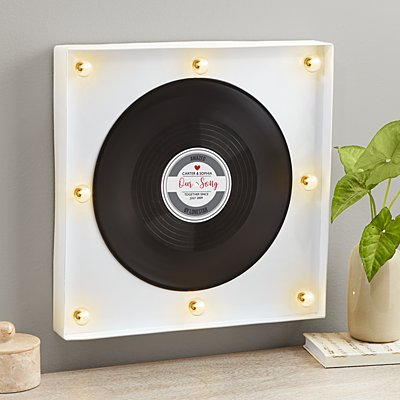 Our Song Vinyl Wall Art