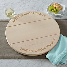 Any Message Lazy Susan