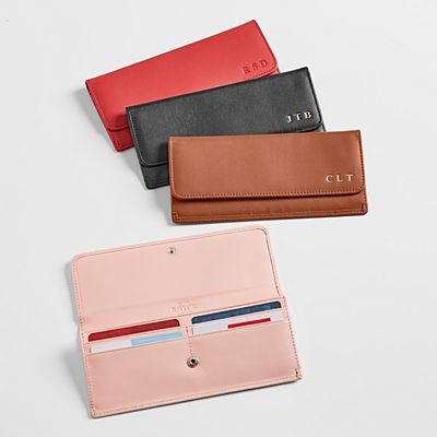Women's Leather Clutch