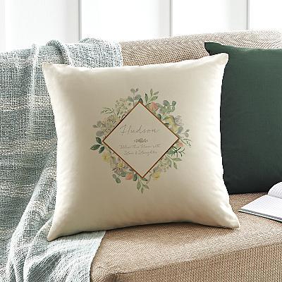 Floral Blossoms Cushion